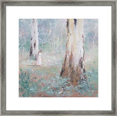 A Wood Nymph 1 Framed Print