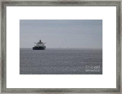 A10 Framed Print by Terri Waters
