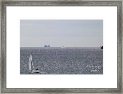 A18 Framed Print by Terri Waters