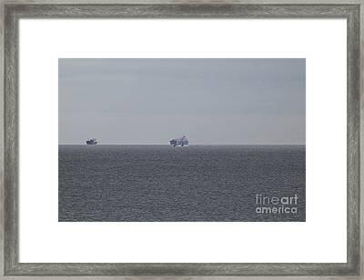 A20 Framed Print by Terri Waters