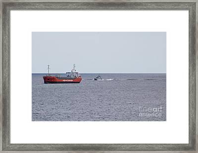 A24 Framed Print by Terri Waters