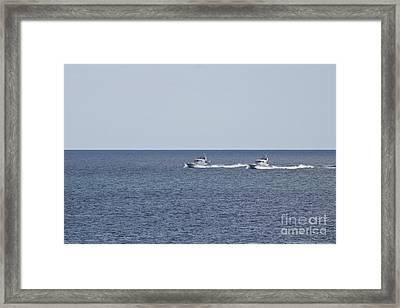 A25 Framed Print by Terri Waters