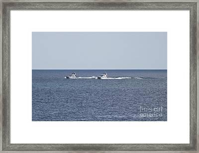 A27 Framed Print by Terri Waters