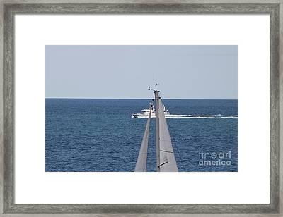 A31 Framed Print by Terri Waters