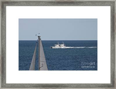 A32 Framed Print by Terri Waters