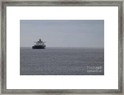 A9 Framed Print by Terri Waters