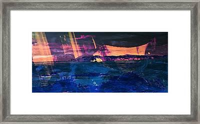 Aatral Journey Framed Print