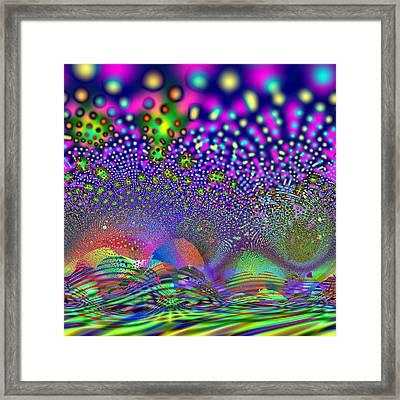 Abanalyzed Framed Print