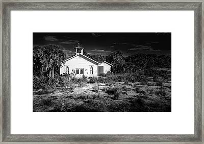 Framed Print featuring the photograph Abandon by Marvin Spates
