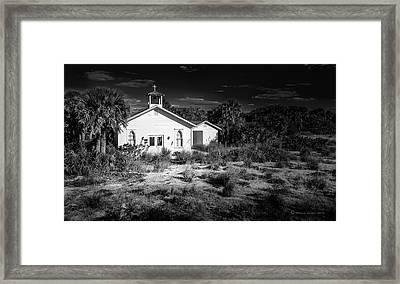 Abandon Framed Print