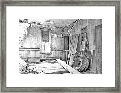 Abandon  Framed Print by Tim The Bikeman