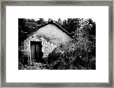 Abandoned Framed Print by Amarildo Correa