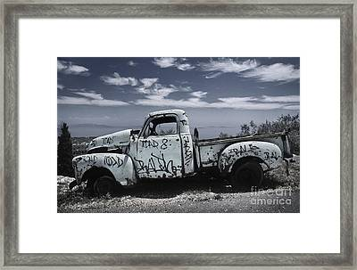 Resting Place 1 Framed Print by Rod McLean