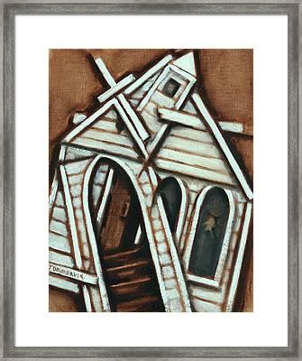 Tommervik Abandoned Church No. 2 Framed Print by Tommervik