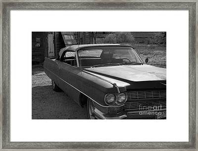 Abandoned Classic Framed Print by Richard Rizzo
