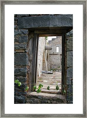 Abandoned Gin Framed Print by Ed Waldrop