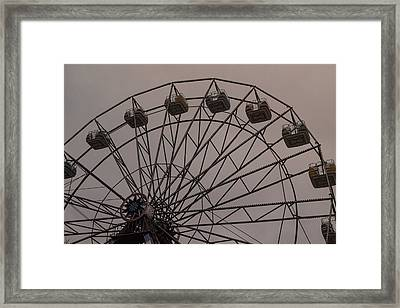 Abandoned Joy Framed Print