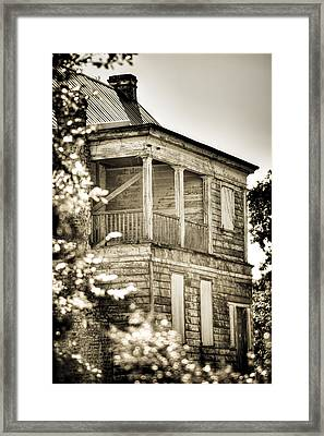 Abandoned Plantation House #4 Framed Print by Andrew Crispi