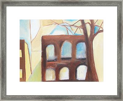 Abandoned Framed Print by Ron Erickson