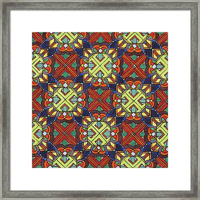Abba Father Framed Print by Diane Hulse