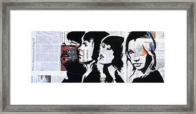 Abba Framed Print