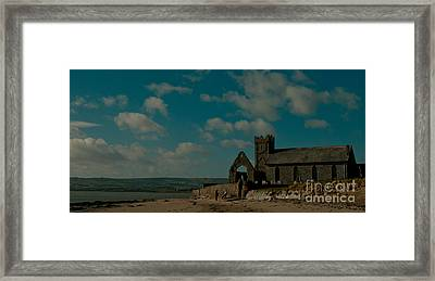 Abbeyside Church Framed Print