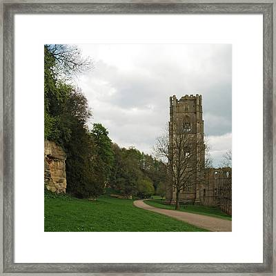 Abbot Huby's Tower 2 Framed Print