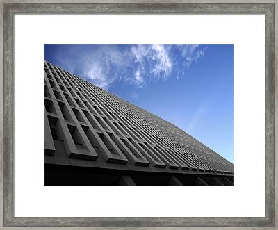 ABC Framed Print by Kelly Jade King