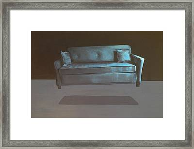 Abduction Framed Print by Jeffrey Bess