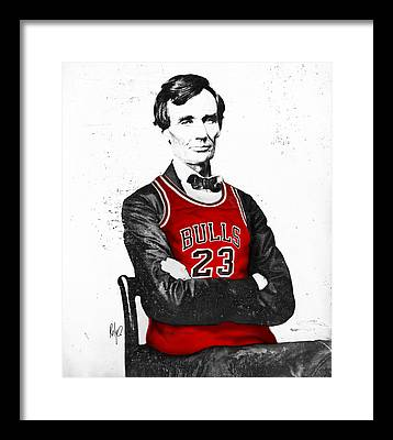 Chicago Bulls Framed Prints