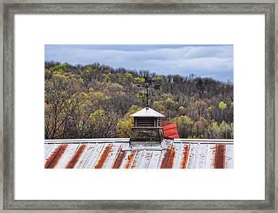 Abington Hills Framed Print by JAMART Photography