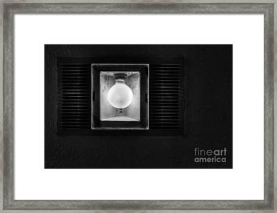 Above My Head Framed Print by Masako Metz