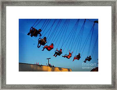Above Of All Framed Print