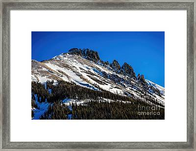Above Timberline Framed Print by Jon Burch Photography