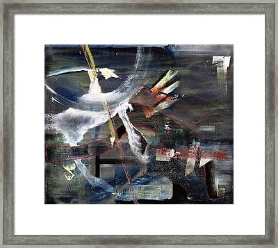 Abracadabra Framed Print by Antonio Ortiz