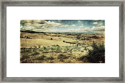 Abruzzo Framed Print