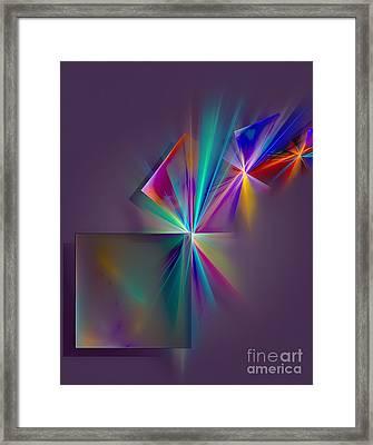 Abs 0578 Framed Print