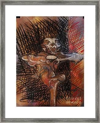 Absalom Framed Print by Marian Evans