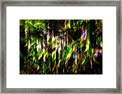 Abscond Squall Framed Print