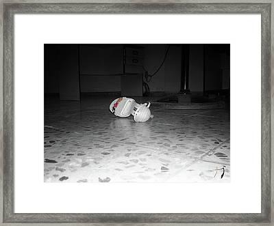 Absence Framed Print