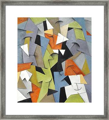 Absolute Framed Print by Trish Toro