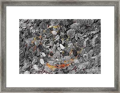 Absorption Framed Print