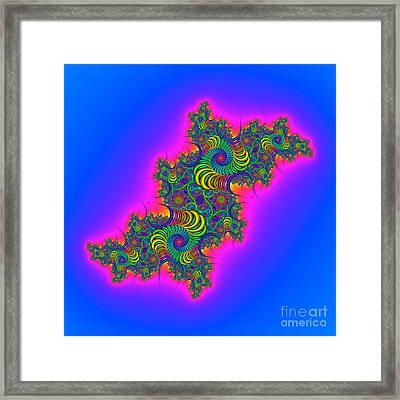 Abstact 04 Framed Print by Rolf Bertram