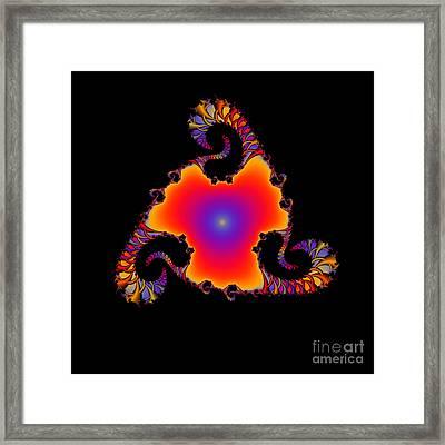 Abstact 14 Framed Print by Rolf Bertram