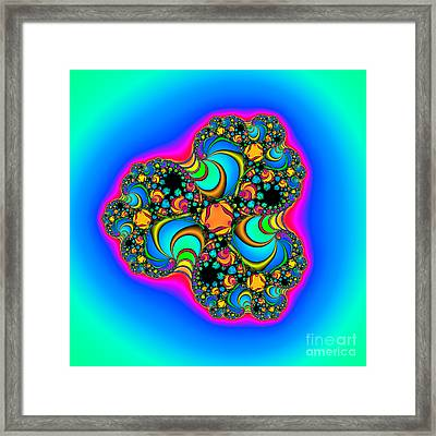 Abstact 15 Framed Print by Rolf Bertram