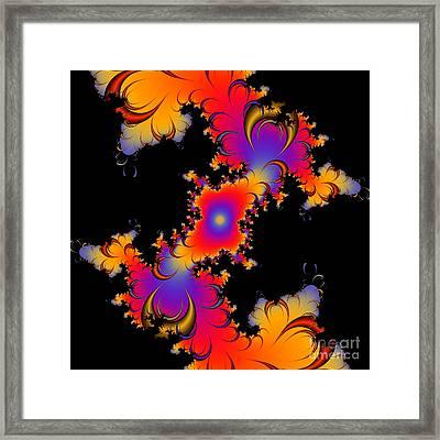 Abstact 23 Framed Print by Rolf Bertram