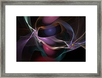 Abstract 062310 Framed Print