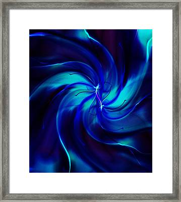 Abstract 070810 Framed Print