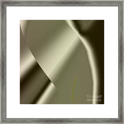 Abstract 1002 Framed Print by Gerlinde Keating - Galleria GK Keating Associates Inc