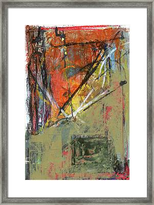 Abstract 1017 Framed Print